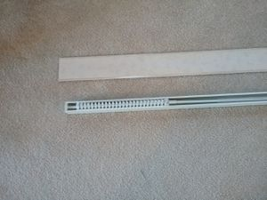 78 by 84 vertical blind Valance for Sale in Sioux City, IA