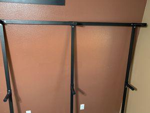 California king metal bed frame for Sale in Kingsburg, CA