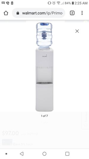 WATER DISPENSER for Sale in Palmdale, CA