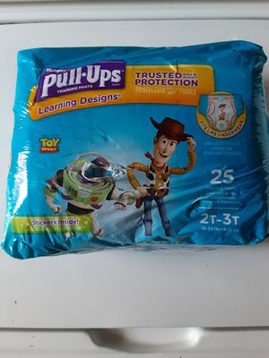 Pampers pick up free for Sale in Lynwood, CA