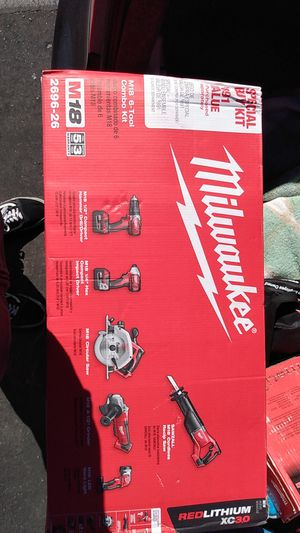 Milwaukee tool kit for Sale in Lancaster, CA