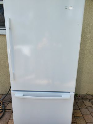 Refrigerator wirpoll for Sale in Tampa, FL