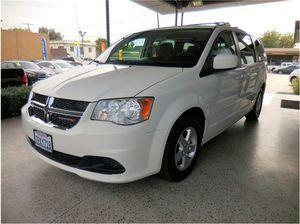 2013 Dodge Grand Caravan Passenger SXT Minivan for Sale in Los Angeles, CA