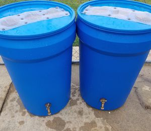Rain Barrels / Water Collection Barrel for Sale in Benson, NC