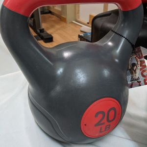 20 LB Kettlebell for Sale in Snohomish, WA
