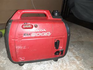 Honda generator for Sale in Bell Gardens, CA
