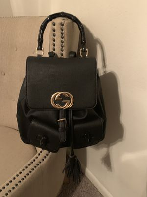 Gucci backpack for Sale in Clermont, FL