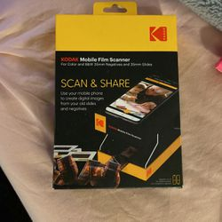 <<<BRAND NEW>>> Kodak Mobile Film Scanner!!! <<<BRAND NEW>>> for Sale in Lockbourne,  OH