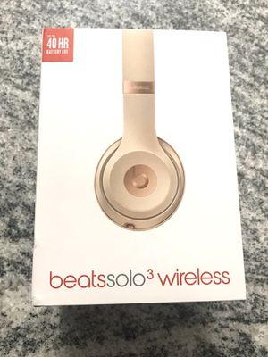 Brand New Beat Solo3 Wireless for Sale in Woodbridge, VA