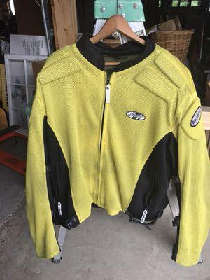 Joe rocket ballistic mesh motorcycle jacket for Sale in Goshen, NY