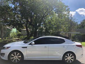 2013 Kia Optima Turbo for Sale in Houston, TX