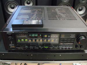 ONKYO TX-108 INTEGRA STEREO RECEIVER 100x2 WATTS for Sale in El Monte, CA