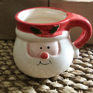 Christmas Santa Ceramic Display Mug for Sale in Torrance, CA