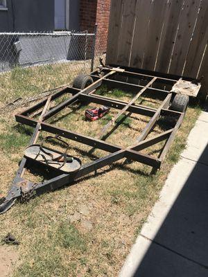 Frame trailer for Sale in Fresno, CA