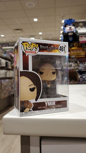 YMIR # 461 Funko POP! ATTACK ON TITAN for Sale in Glendale, CA