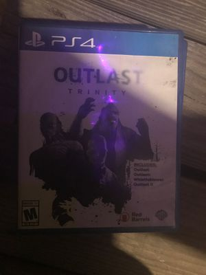 Outlast trinity for Sale in Columbus, OH