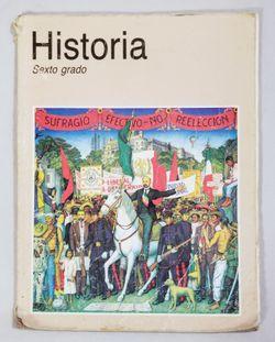 Historia Sexto Grado Mexico Sixth Grade School Book for Sale in Eagle Pass,  TX