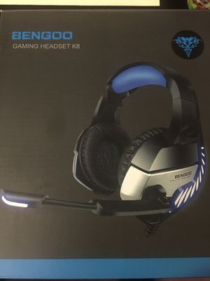 Bengoo Gaming Headset for Sale in Stockton, CA