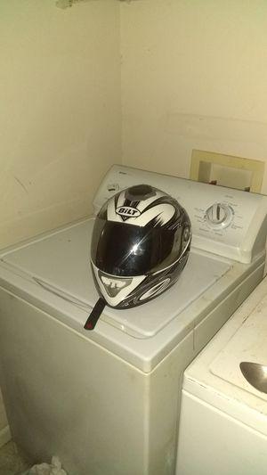 Bilt Motorcycle helmet size Medium for Sale in Jacksonville, FL