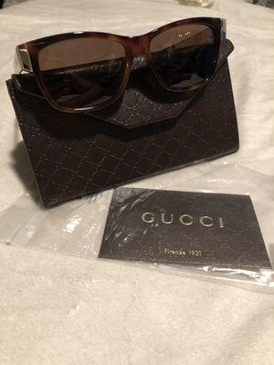 Gucci Havana Sunglasses for Sale in Chicago, IL