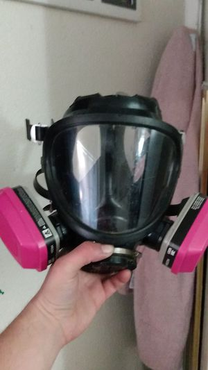 3M full face respirator 7800s for Sale in Oakland, CA