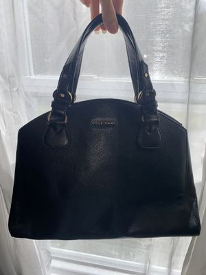 Cole Haan Black Leather Purse for Sale in Hermon, ME