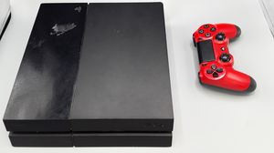 Playstation 4 with controller and headphones for Sale in Fort Lauderdale, FL