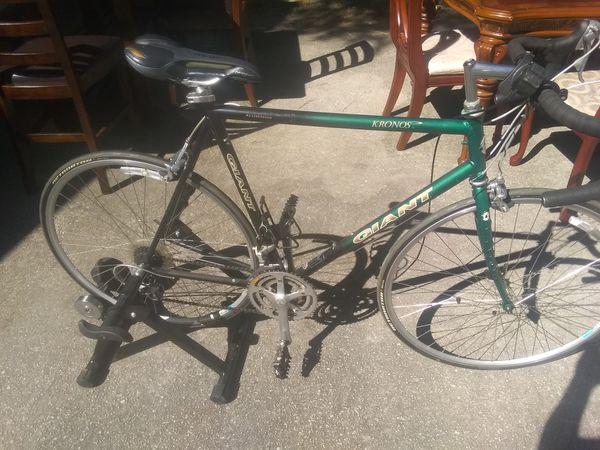 Bike model giant
