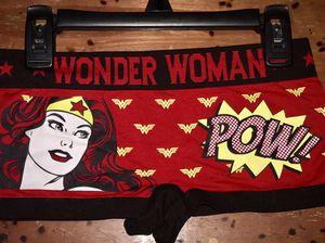 Wonder Woman hip hugging briefs for Sale in Rowlett, TX