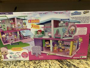 Shopkins Shopkins Happy Place Grand Mansion - Brand New for Sale in Jensen Beach, FL