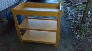 Baby Changing Table for Sale in Woodinville, WA