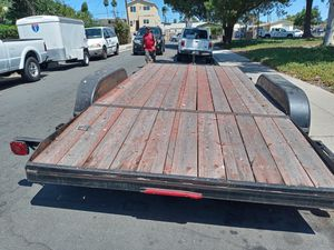 20 ft flatbed trailer for Sale in San Diego, CA