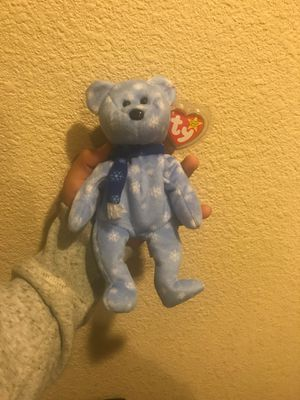 Snowflake beanie baby for Sale in Sacramento, CA