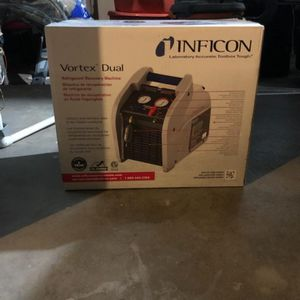 Inficon Vortex Dual, Refrigerant Recovery Machine for Sale in Arvada, CO