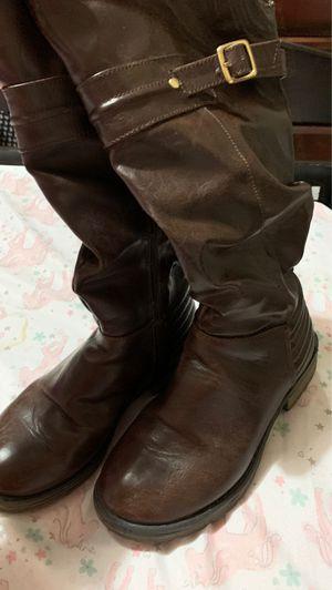 Size 1 girl boots for Sale in La Feria, TX