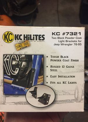 Kc lights Jeep for Sale in Tacoma, WA