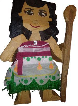 Moana Piñata Big Piñata for Sale in Dallas, TX