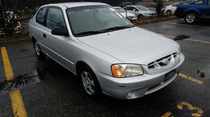 02 Hyundai accent coupe for Sale in Bronx, NY