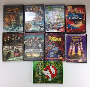 9 lot kids dvd collection for Sale in Tamarac, FL