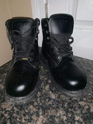 Steel toe boots for Sale in Tampa, FL