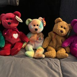 Rare beanie babies for Sale in Ontario,  CA