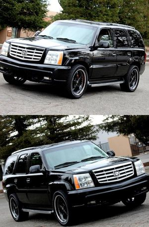 2002 Cadillac Escalade Price $800 for Sale in Lawndale, CA