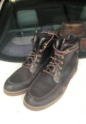 Polo Boots Ralph Lauren Rugged sz 13 Men for Sale in Stone Mountain, GA