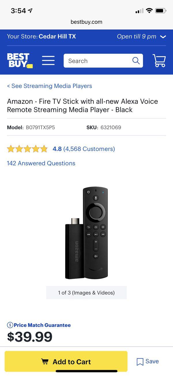 Echo Dot & Fire TV Stick