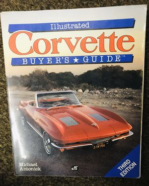 Corvette Buyers Guide 1953 to 1990 for Sale in Oswego, IL