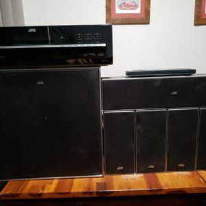 JVC THD50 Surround Sound System for Sale in Mesa, AZ