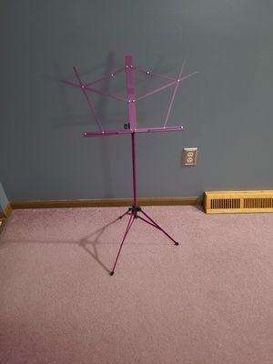 Purple Music Stand for Sale in Lockport, NY