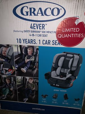 New Graco 4ever car seat for Sale in Riverdale, GA