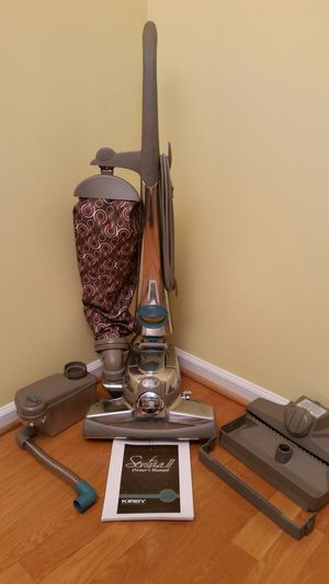 Kirby Sentria II Vacuum with Shampooer for Sale in Versailles, KY