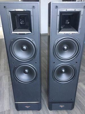 "Klipsch ksf 10.5 with dual 8"" woofers for Sale in Puyallup, WA"